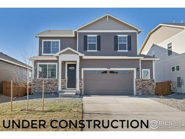 2234 Galloway St, Mead, CO 80542 (MLS #949706) :: Downtown Real Estate Partners