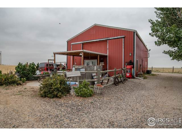 4970 County Road L, Wiggins, CO 80654 (MLS #949710) :: J2 Real Estate Group at Remax Alliance