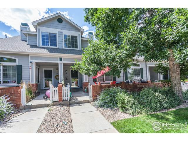 4500 Seneca St #58, Fort Collins, CO 80526 (MLS #949735) :: Stephanie Kolesar