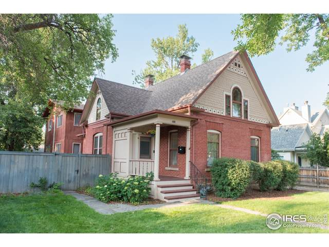 314 E Mulberry St, Fort Collins, CO 80524 (MLS #949750) :: You 1st Realty