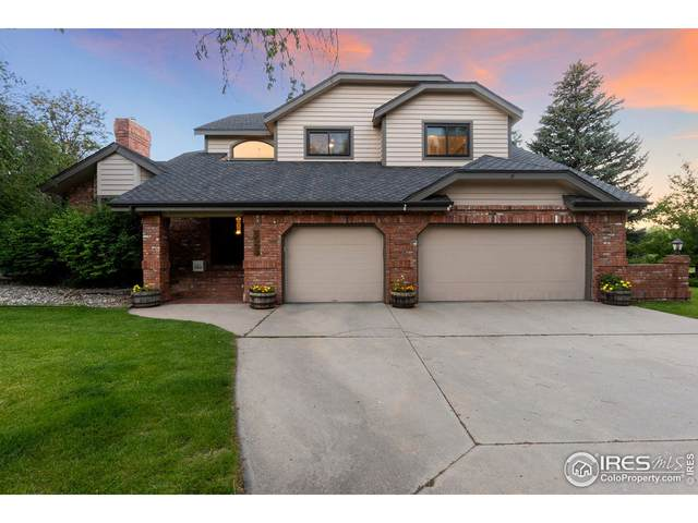 5501 Saratoga Cir, Fort Collins, CO 80526 (MLS #949751) :: Downtown Real Estate Partners