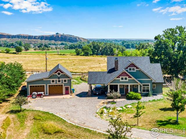 3016 N County Road 25 E, Bellvue, CO 80512 (MLS #949763) :: Downtown Real Estate Partners