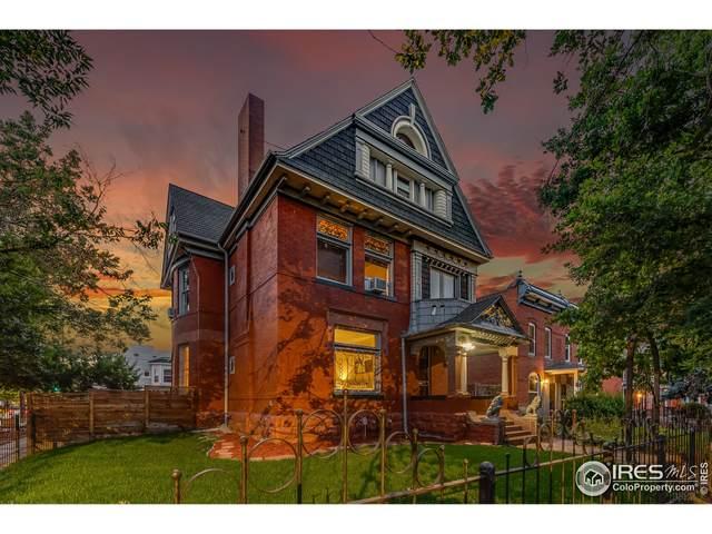 2301 N Marion St, Denver, CO 80205 (MLS #949772) :: Find Colorado