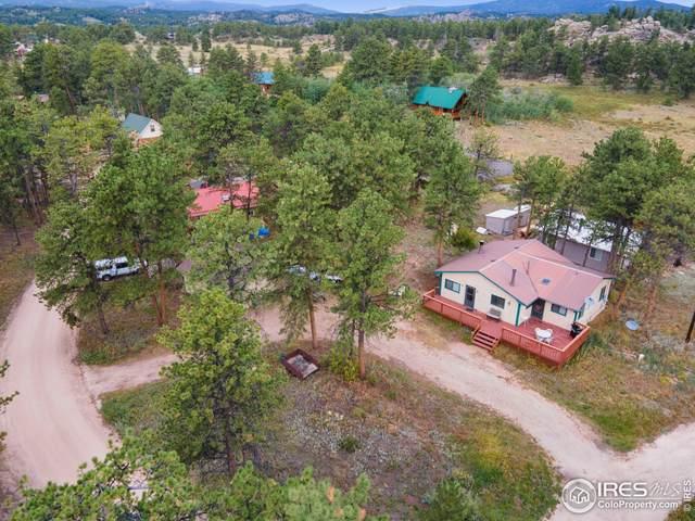 7 Mandan Lodge Ct, Red Feather Lakes, CO 80545 (MLS #949787) :: Jenn Porter Group