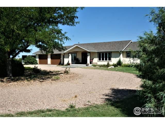 28411 County Road U.5, Brush, CO 80723 (MLS #949800) :: Coldwell Banker Plains