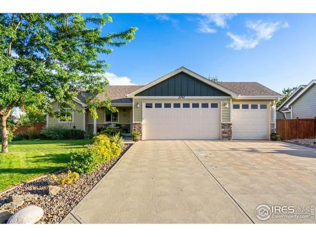 3747 Hyacinth St, Wellington, CO 80549 (MLS #949805) :: Find Colorado