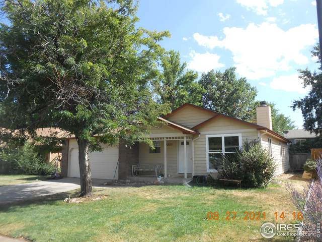 2225 Coventry Ct, Fort Collins, CO 80526 (MLS #949806) :: Jenn Porter Group