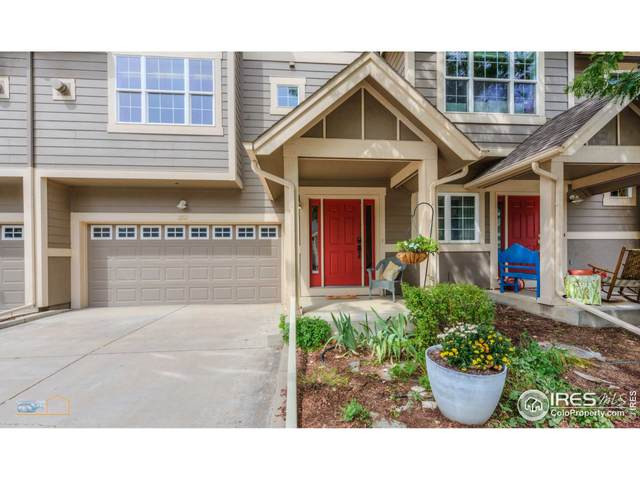 2221 Watersong Cir, Longmont, CO 80504 (MLS #949807) :: Downtown Real Estate Partners