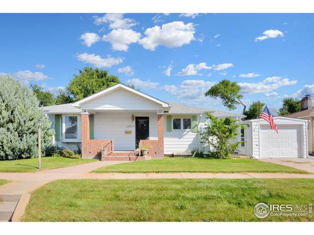 175 W 6th St, Akron, CO 80720 (#949813) :: RE/MAX Professionals