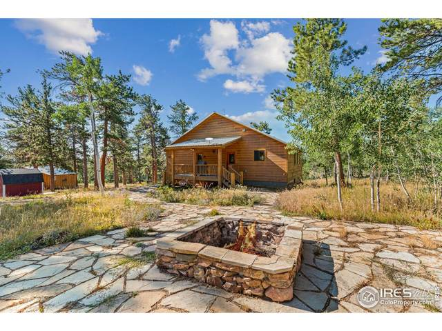 95 Marmot Dr, Red Feather Lakes, CO 80545 (#949817) :: Symbio Denver