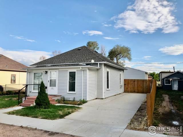 411 Douglas St, Sterling, CO 80751 (MLS #949835) :: J2 Real Estate Group at Remax Alliance
