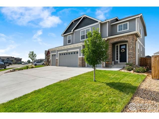 1709 Timber Ridge Pkwy, Severance, CO 80550 (#949841) :: Symbio Denver
