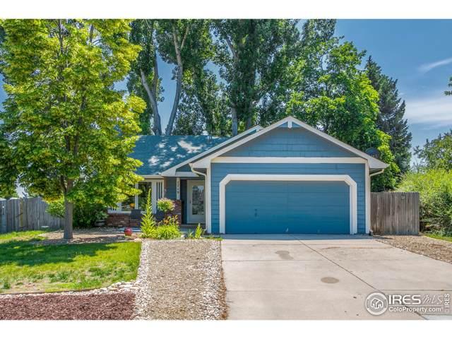 1719 Rushwood Ct, Fort Collins, CO 80525 (#949843) :: Symbio Denver