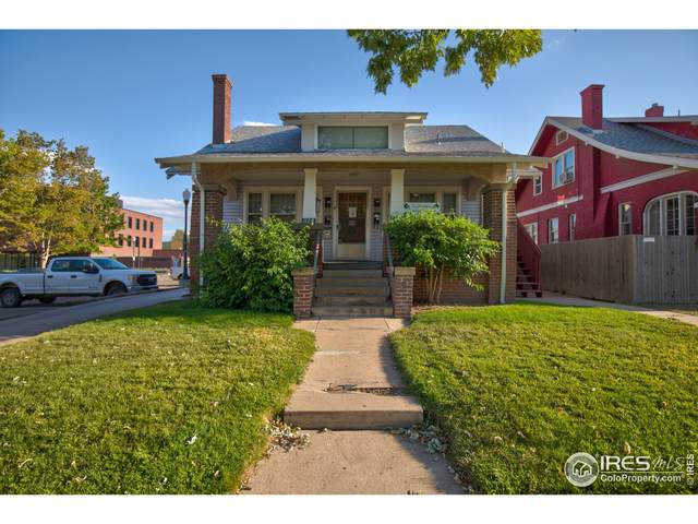 1124 10th St, Greeley, CO 80631 (MLS #949859) :: Downtown Real Estate Partners