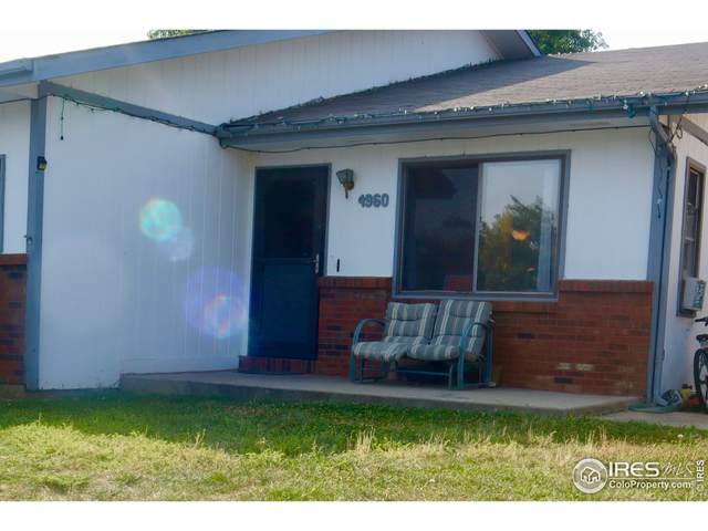 4960 W 9th St Dr, Greeley, CO 80634 (MLS #949867) :: Coldwell Banker Plains