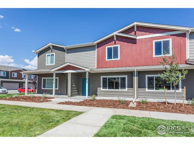 3673 Ronald Reagan Ave, Wellington, CO 80549 (MLS #949884) :: Bliss Realty Group