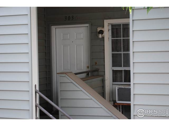 1301 University Ave #303, Fort Collins, CO 80521 (MLS #949892) :: You 1st Realty