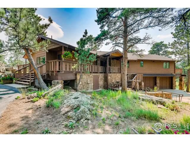 920 East Ln, Estes Park, CO 80517 (#949894) :: iHomes Colorado