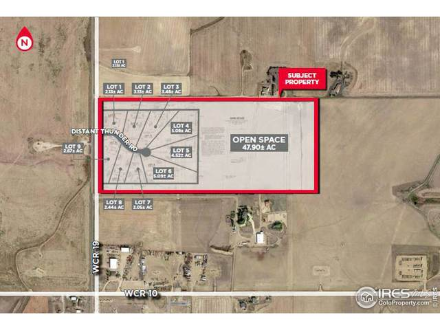 Address Not Published, Fort Lupton, CO 80621 (MLS #949905) :: J2 Real Estate Group at Remax Alliance