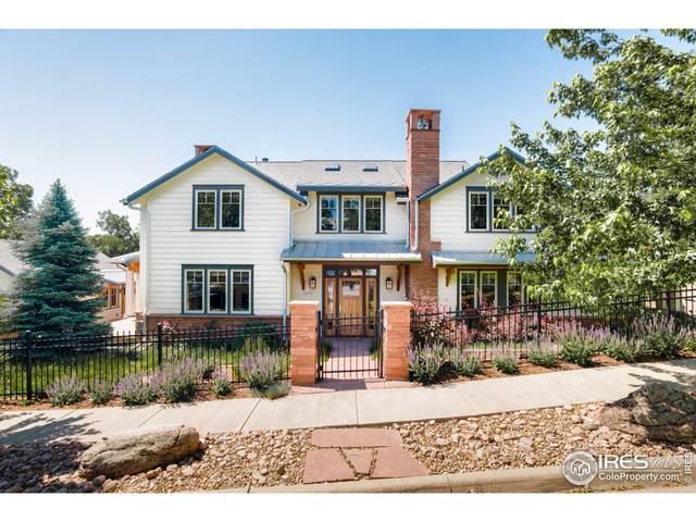 2686 4th St, Boulder, CO 80304 (MLS #949934) :: Jenn Porter Group