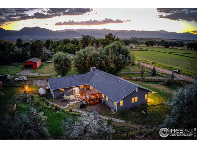 7556 Goodhue Blvd, Boulder, CO 80303 (MLS #949943) :: Downtown Real Estate Partners