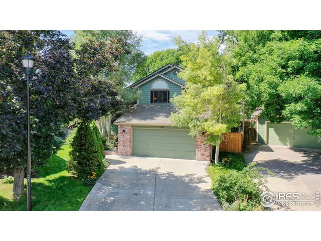 807 Maxwell Ct, Fort Collins, CO 80525 (MLS #949944) :: Downtown Real Estate Partners