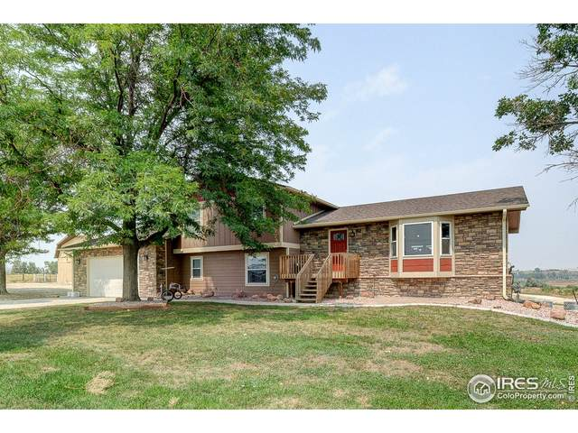 8233 E County Road 18, Johnstown, CO 80534 (MLS #949952) :: Downtown Real Estate Partners
