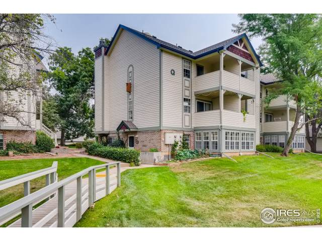 2828 Silverplume Dr Q6, Fort Collins, CO 80526 (MLS #949959) :: J2 Real Estate Group at Remax Alliance