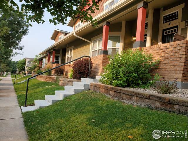 2715 Rigden Pkwy #5, Fort Collins, CO 80525 (MLS #949973) :: Stephanie Kolesar