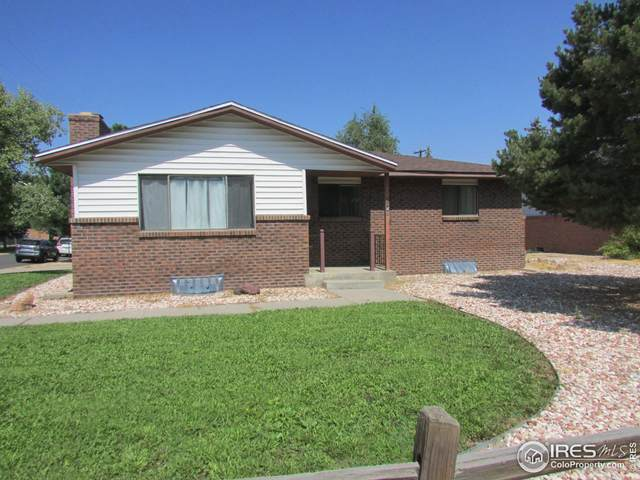 2145 Reservoir Rd, Greeley, CO 80631 (MLS #949975) :: Downtown Real Estate Partners