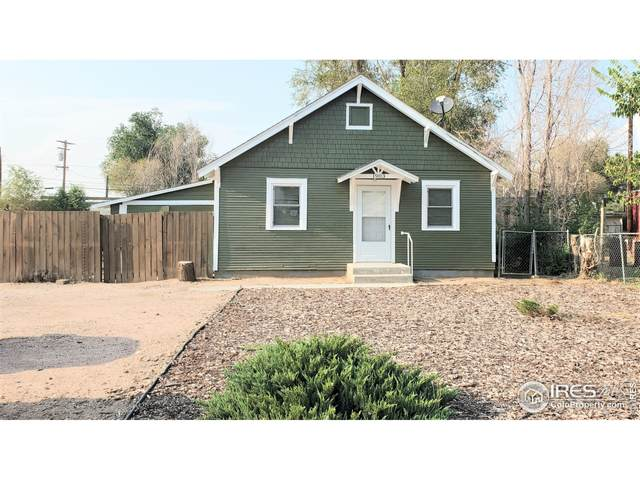 1903 5th St, Greeley, CO 80631 (MLS #949981) :: Downtown Real Estate Partners