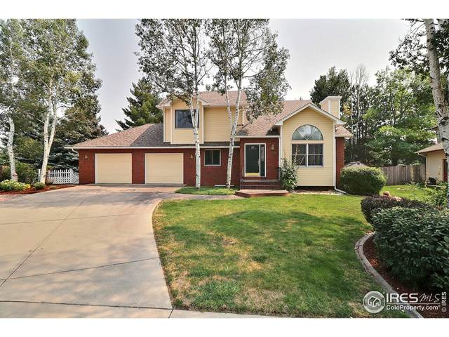1546 40th Ave Ct, Greeley, CO 80634 (MLS #949987) :: Bliss Realty Group