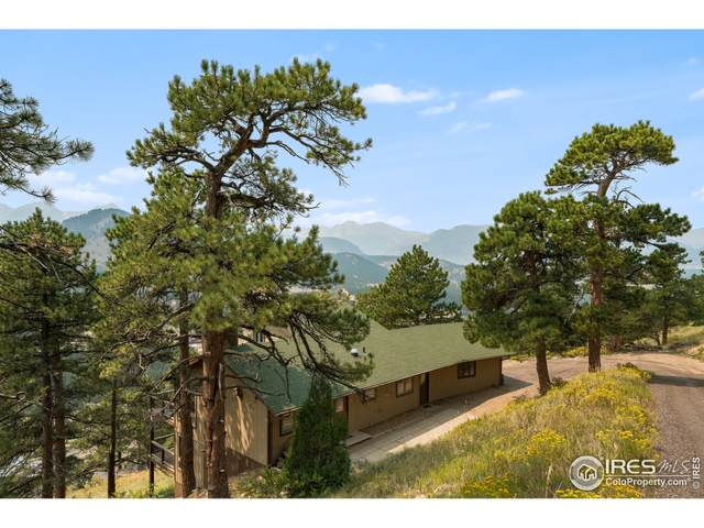 2720 Eaglecliff Dr, Estes Park, CO 80517 (MLS #949991) :: Bliss Realty Group