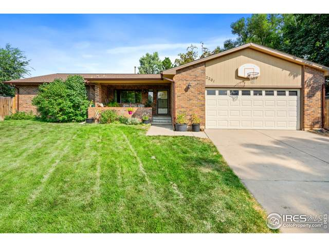 2201 Berkshire Dr, Fort Collins, CO 80526 (MLS #950003) :: Tracy's Team