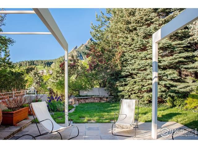 855 Circle Dr, Boulder, CO 80302 (MLS #950018) :: Coldwell Banker Plains