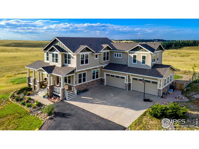 33225 Starridge Cir, Elizabeth, CO 80107 (MLS #950019) :: Downtown Real Estate Partners