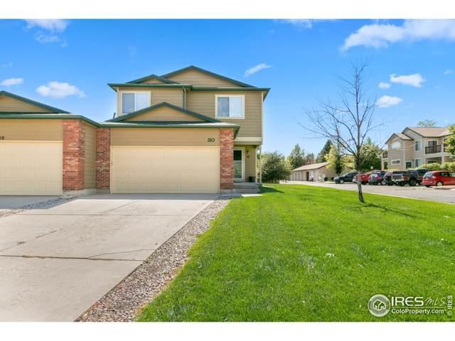 850 S Overland Trl #30, Fort Collins, CO 80521 (#950029) :: Relevate | Denver