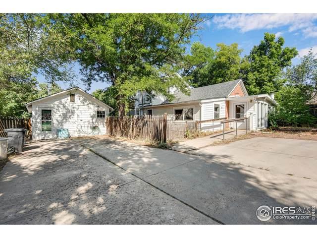 221 Bross St, Longmont, CO 80501 (MLS #950034) :: J2 Real Estate Group at Remax Alliance