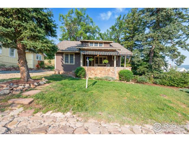 35 Chautauqua Park, Boulder, CO 80302 (MLS #950043) :: Downtown Real Estate Partners