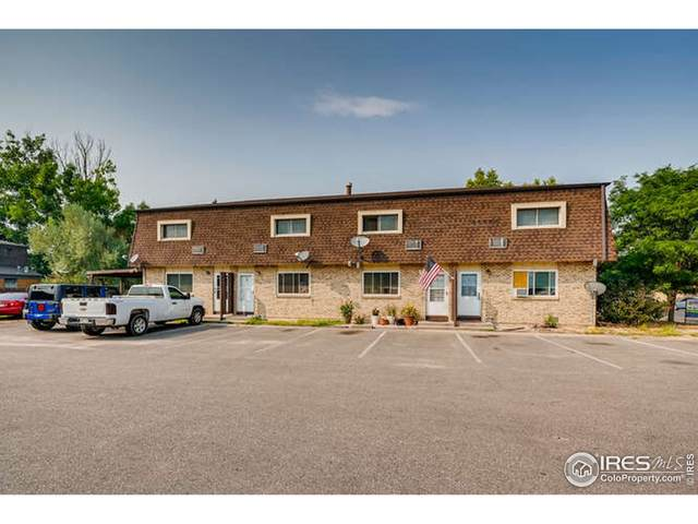 703 37th Ave 1-4, Greeley, CO 80634 (MLS #950053) :: J2 Real Estate Group at Remax Alliance