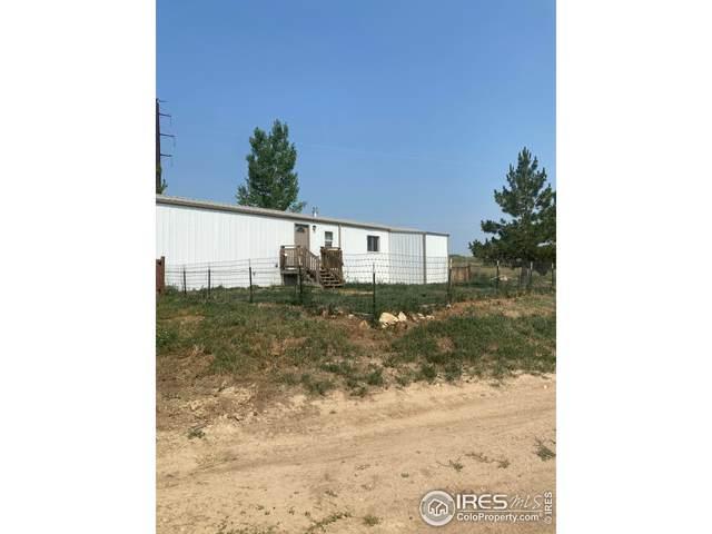 40901 County Road 27, Ault, CO 80610 (MLS #950078) :: Wheelhouse Realty