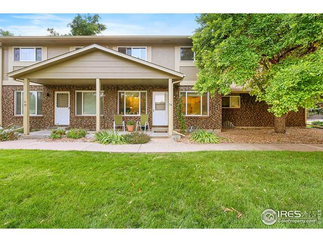 1024 Oxford Ln #54, Fort Collins, CO 80525 (MLS #950086) :: Downtown Real Estate Partners