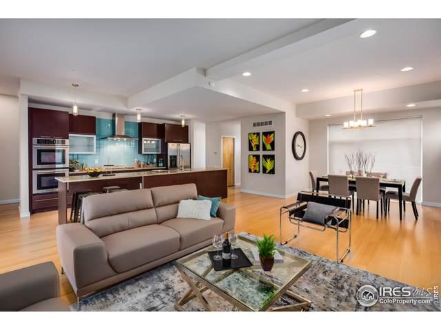 1822 W 33rd Ave #102, Denver, CO 80211 (MLS #950091) :: Stephanie Kolesar