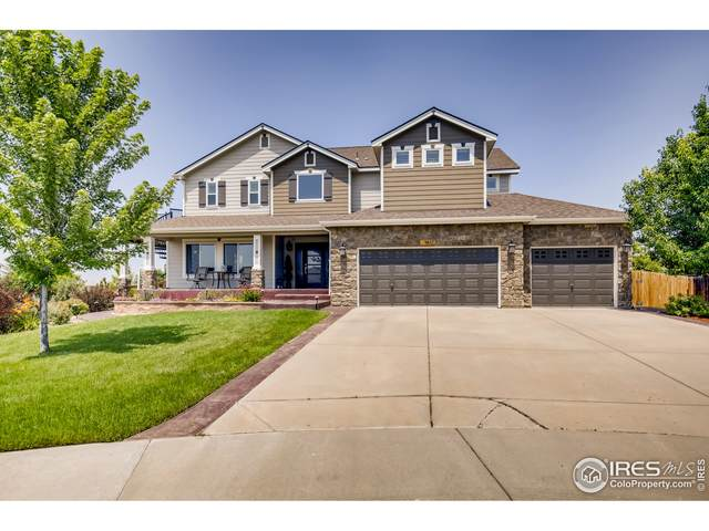 1617 Parkdale Cir N, Erie, CO 80516 (MLS #950107) :: J2 Real Estate Group at Remax Alliance