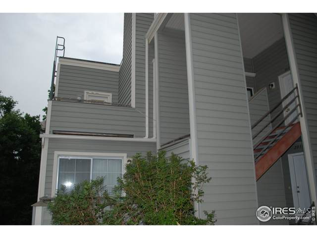1301 University Ave #304, Fort Collins, CO 80521 (MLS #950111) :: You 1st Realty