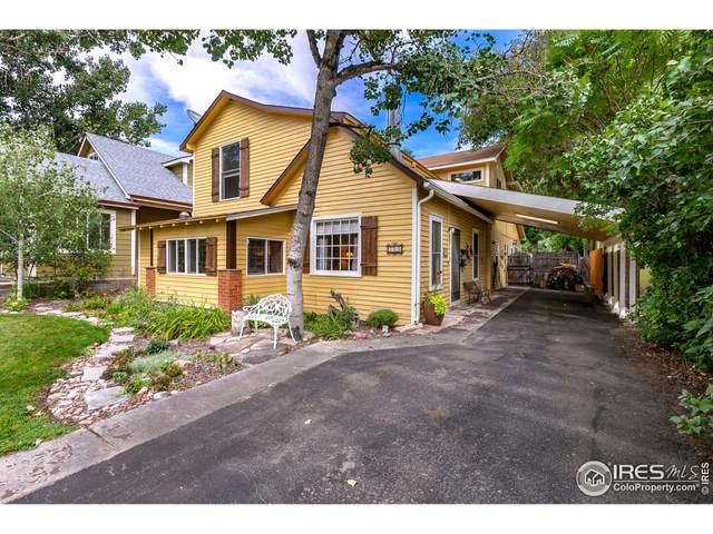 528 Stover St A, Fort Collins, CO 80524 (MLS #950122) :: Jenn Porter Group