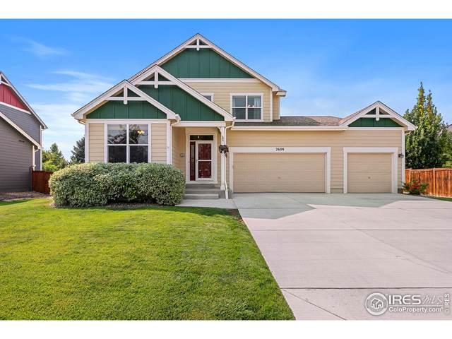 2609 Brush Creek Dr, Fort Collins, CO 80528 (#950142) :: Symbio Denver