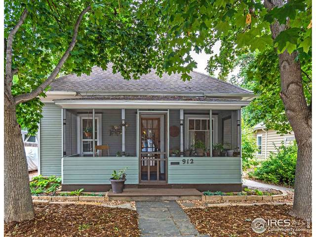 912 N Jefferson Ave, Loveland, CO 80537 (MLS #950148) :: Downtown Real Estate Partners