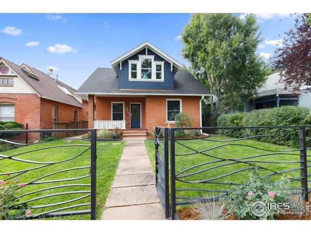 422 Arapahoe Ave, Boulder, CO 80302 (#950160) :: Symbio Denver