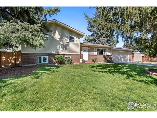 2601 Brookwood Dr, Fort Collins, CO 80525 (MLS #950161) :: Downtown Real Estate Partners
